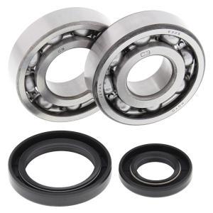 Crankshaft bearing and seal kit All Balls Racing CB24-1017