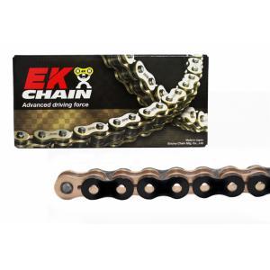 Supreme QX-Ring chain EK 530 MVXZ2 1 L Black/Gold/Gold