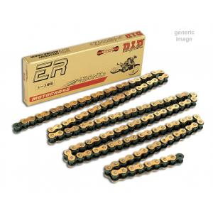 Super Non-O-Ring chain D.I.D Chain 420NZ3 SDH 110 L Gold/Black