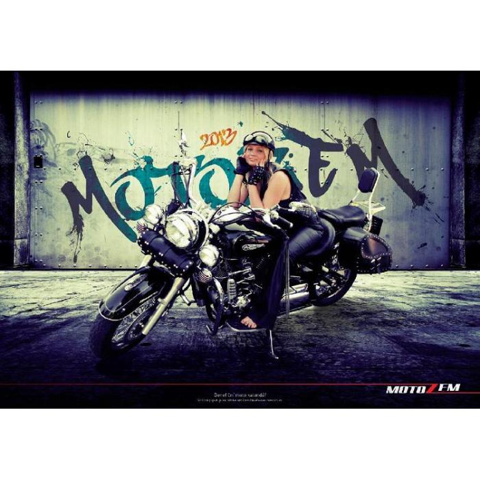 Korzyści moto kalendarz 2013