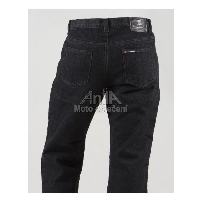 Kevlar dżinsy ForBikers Moto Black