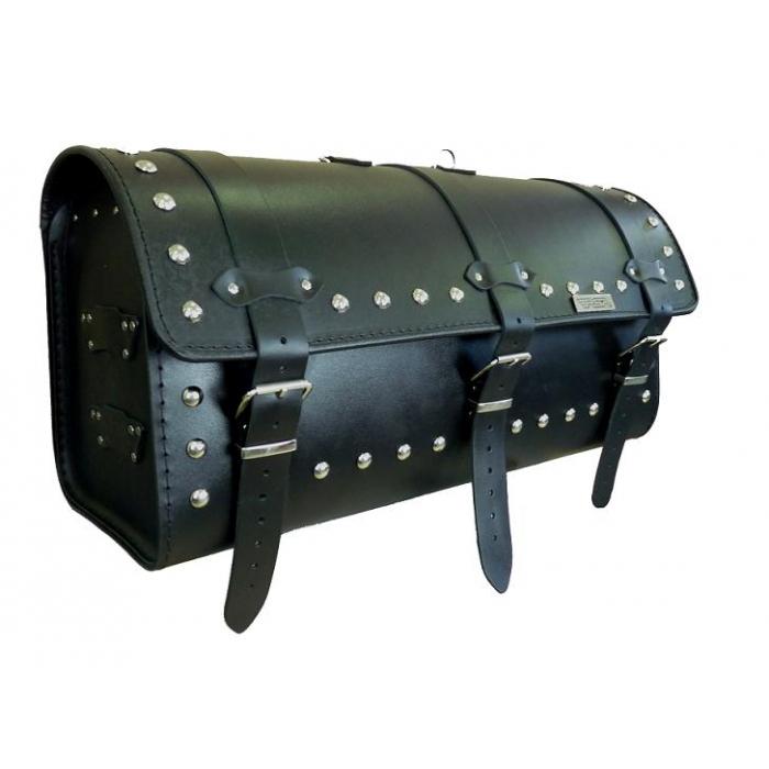 Moto kufr skóra na rower Chopper RSA-14B sprzedaż