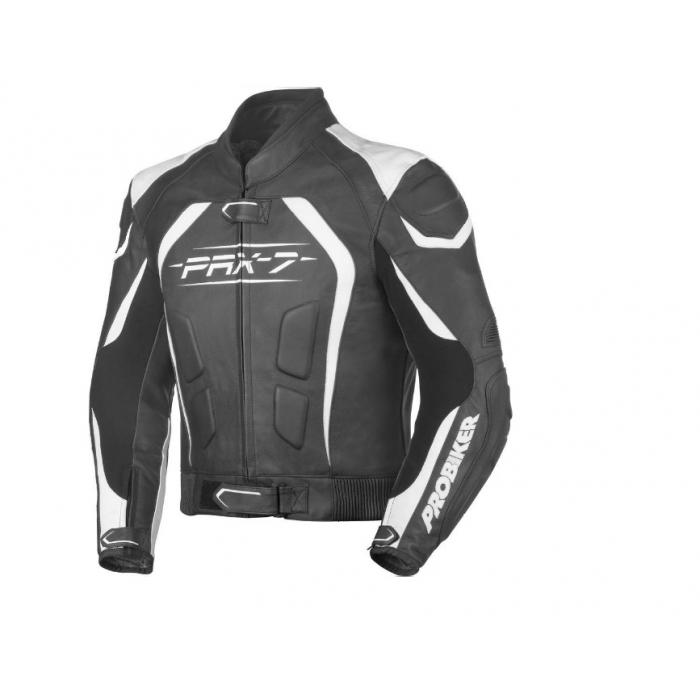 Pánská kožená bunda na moto Probiker PRX-7 sprzedaż