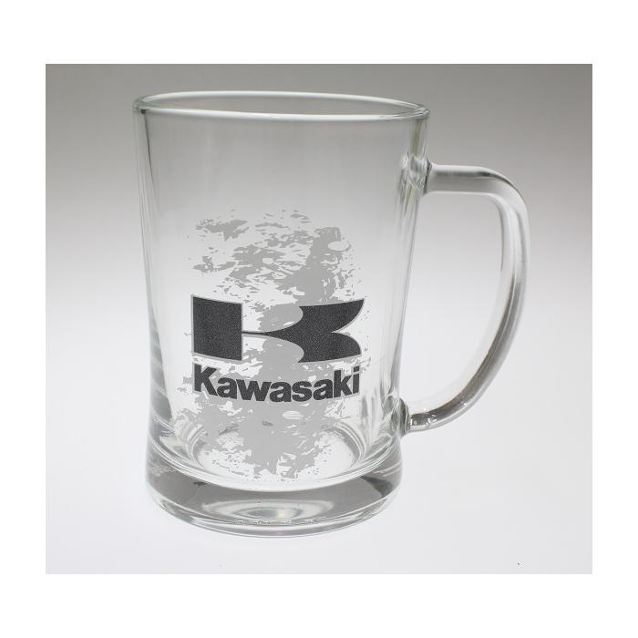 Szklanka z logo KAWASAKI2