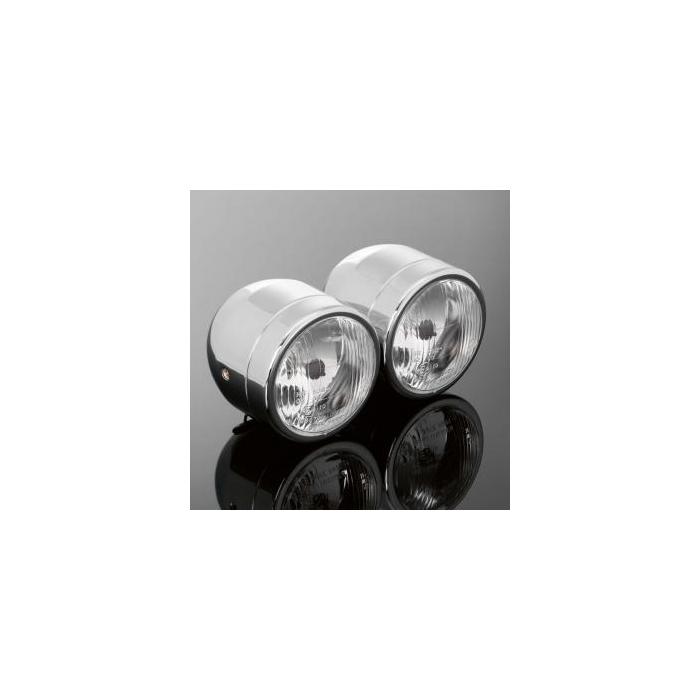 Uniwersalna lampa przednia podwójna wyprzedaż