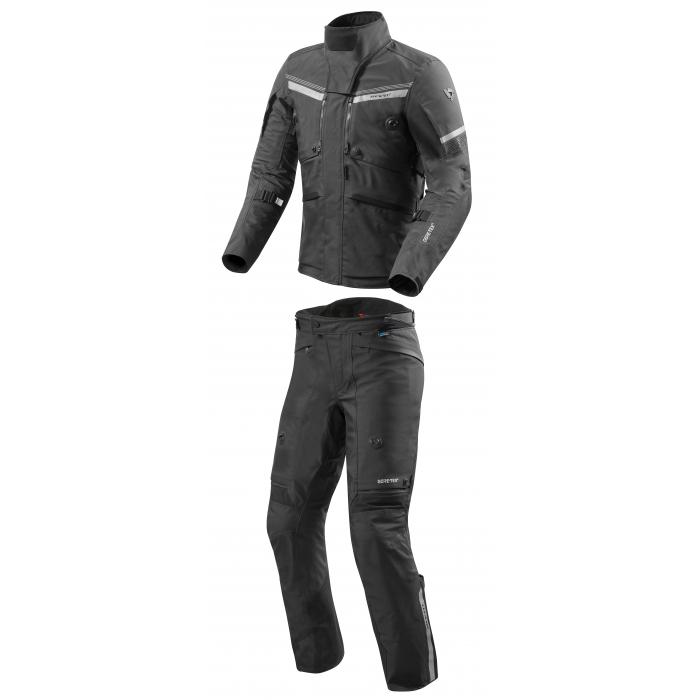 Kombinezon motocyklowy Revit Poseidon 2 GTX czarny