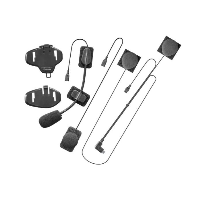 Audio kit CellularLine Interphone do Bluetooth zestawów Tour, Sport, Urban, Link, Avant