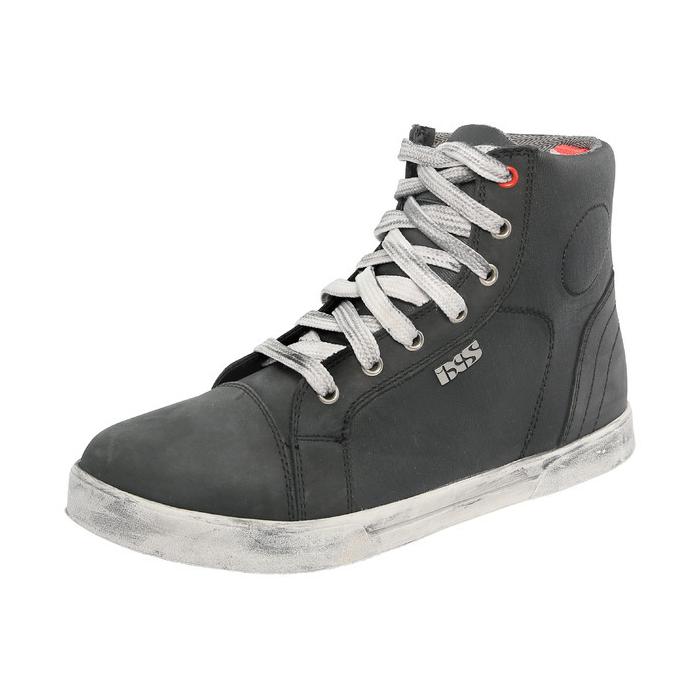 Buty motocyklowe iXS Sneaker czarne