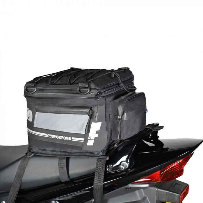 Torba na siodło pasażera Oxford F1 Tailpack 35L