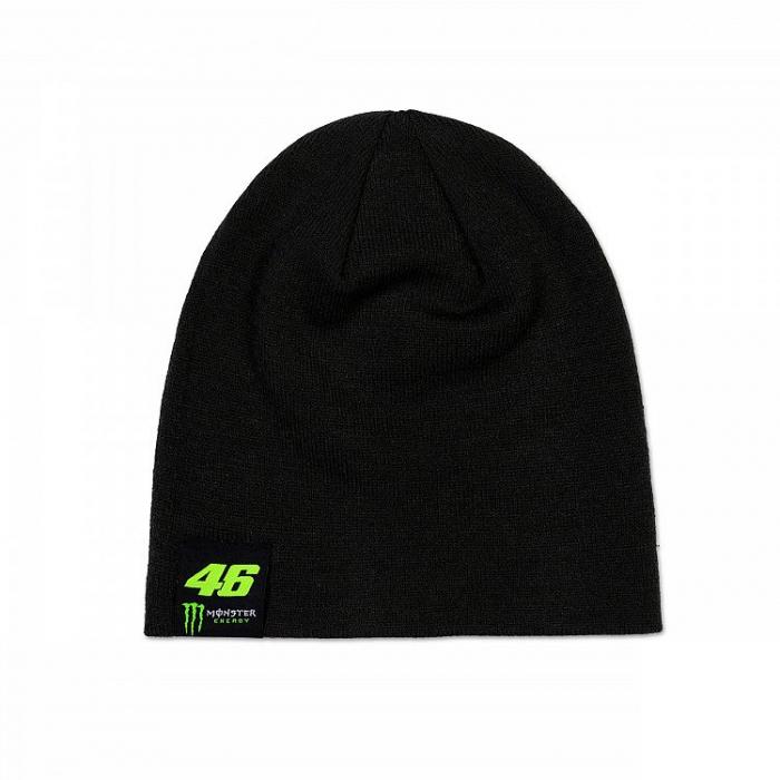 Czapka VR46 Valentino Rossi MONSTER czarna