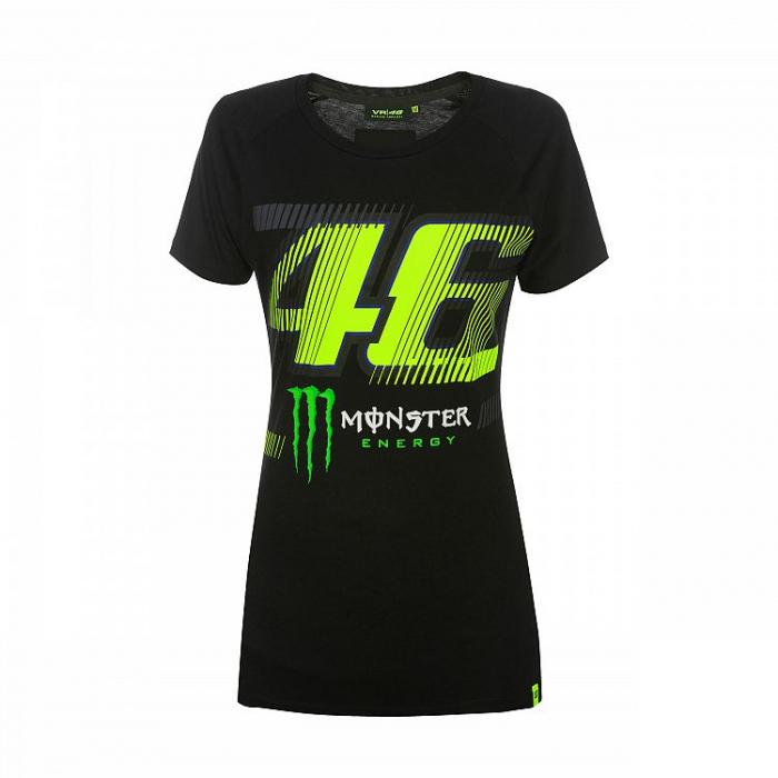 Koszulka damska VR46 Valentino Rossi MONZA 46 MONSTER