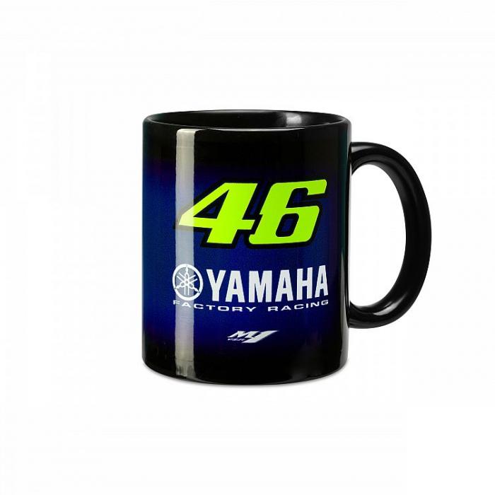 Kubek VR46 Valentino Rossi YAMAHA niebieski