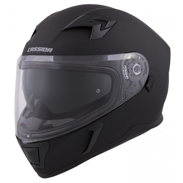 Integralny kask motocyklowy Cassida Integral 3.0 czarny matowy