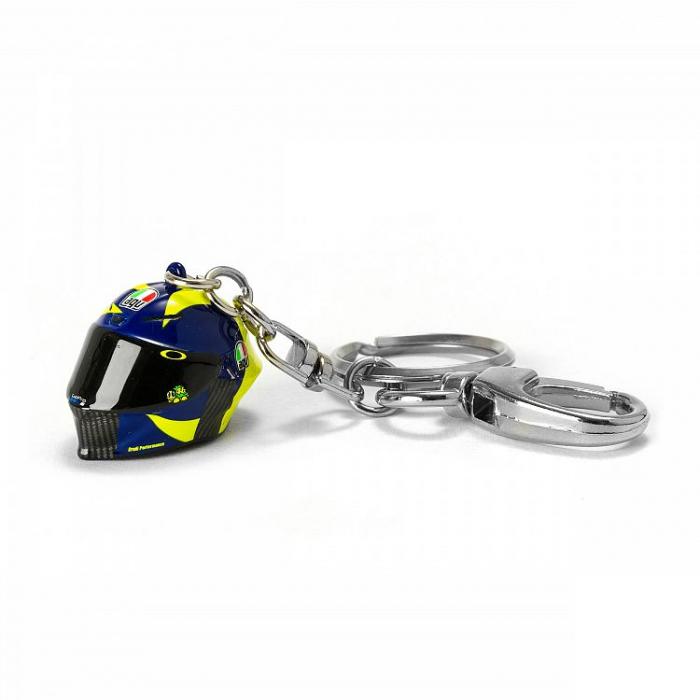 Brelok VR46 Valentino Rossi 3D HELMET