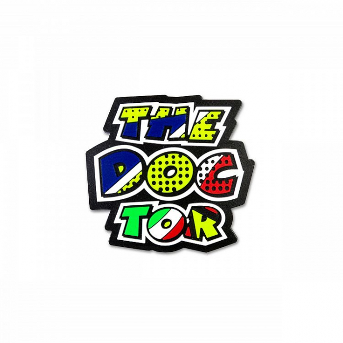 Magnes VR46 Valentino Rossi POP ART THE DOCTOR