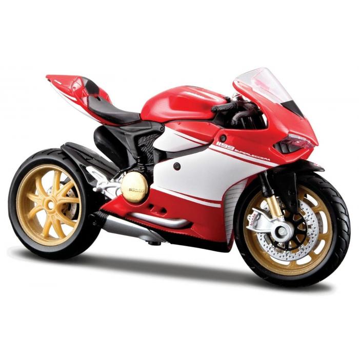 Model motocyklu Maisto Ducati 1199 Superleggera