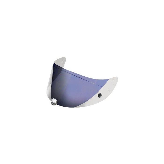 Niebieska iridium szyba HJC HJ-31