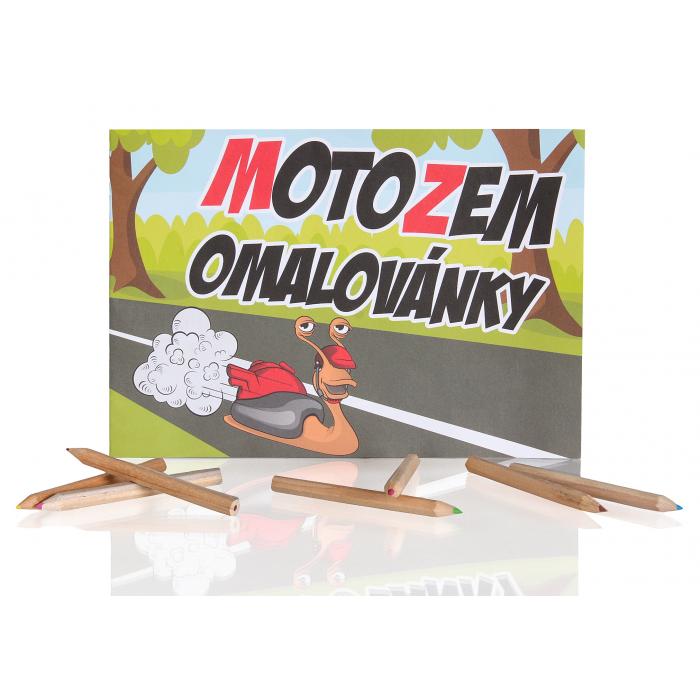Kolorowanki MotoZem