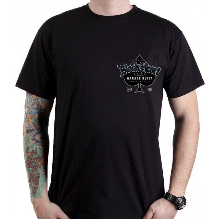 Koszulka Black Heart Outcast wyprzedaż