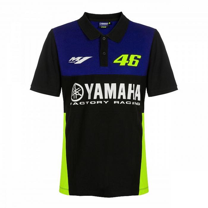 Koszulka polo VR46 Valentino Rossi YAMAHA
