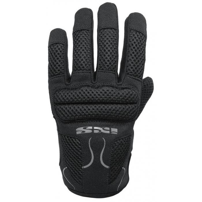 Rękawice motocyklowe iXS Samur EVO czarne