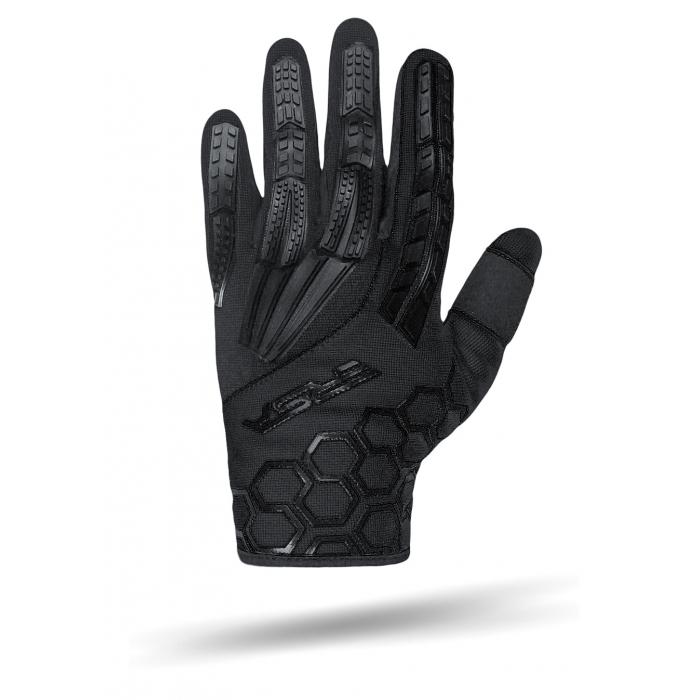 Rękawice motocyklowe RSA MX EVO czarne