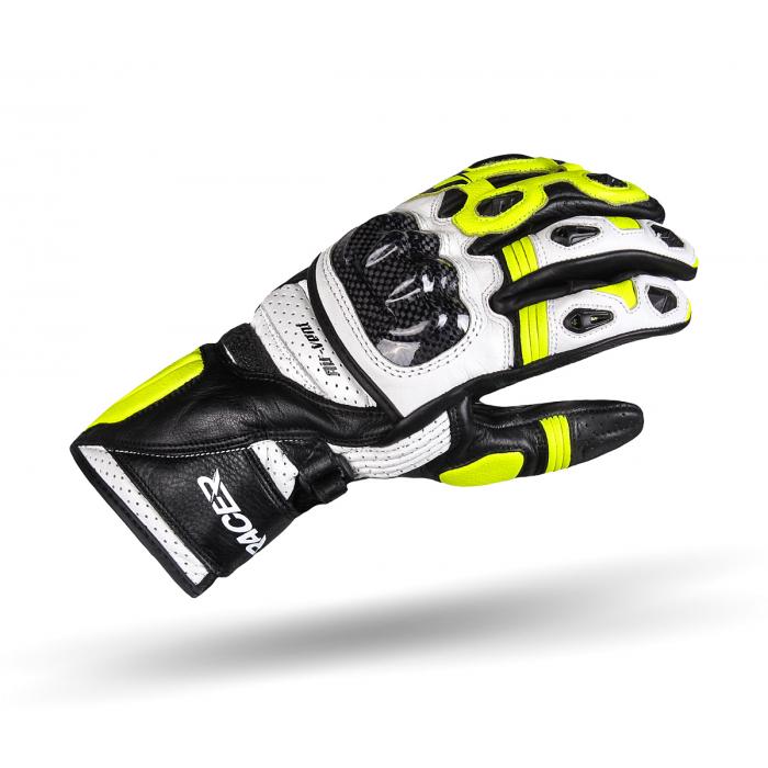 Rękawice motocyklowe Street Racer Evoline