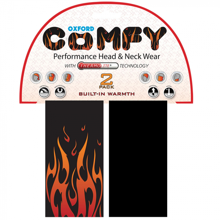 Chusty Oxford Comfy Flame Thermolite® wyprzedaż