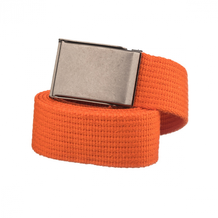 Pasek tekstylny RSA Casual pomarańczowy