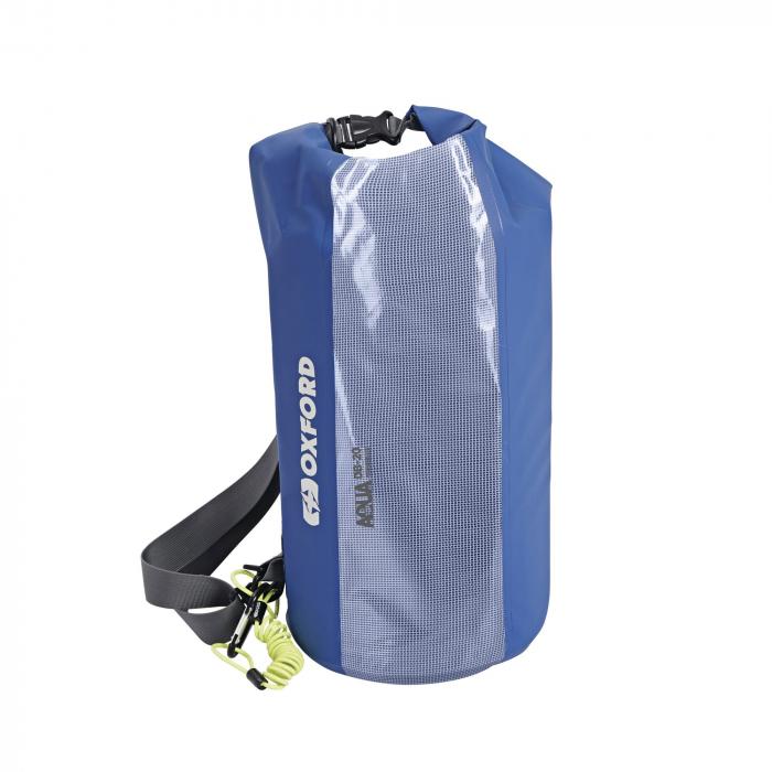 Worek Oxford Aqua DB-20 Dry Bag niebieski