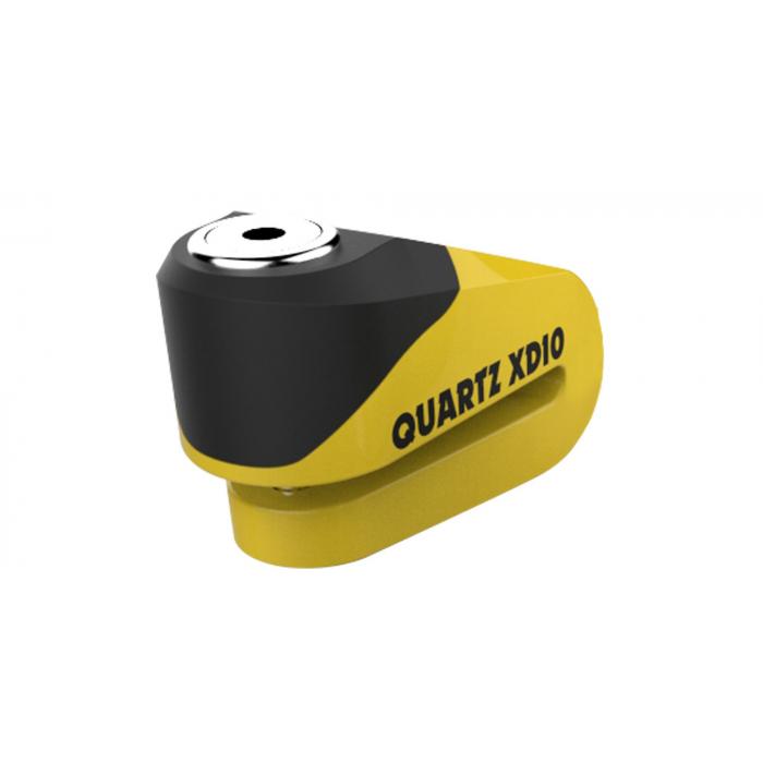 Blokada hamulca tarczowego Oxford Quartz XD10 żółto-czarna