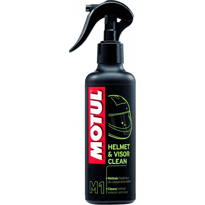 Spray do czyszczenia szyby Motul M1 Helmet Visor clean